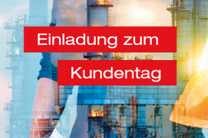 Read more about the article Kundentag am 5. Oktober 2021 in Bochum